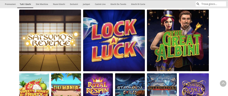 Gioco Digitale Casino giochi