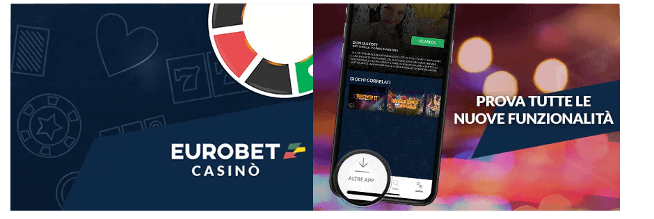 eurobet app mobile casino