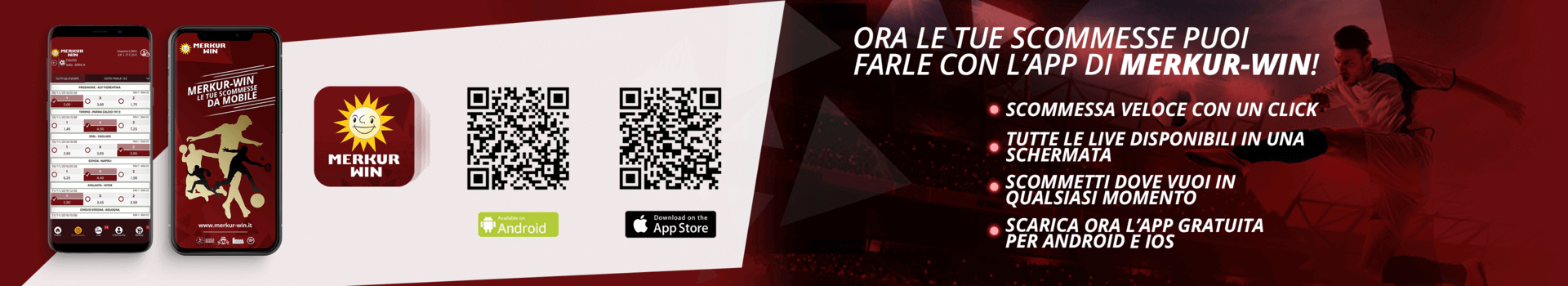 merkurwin mobile app