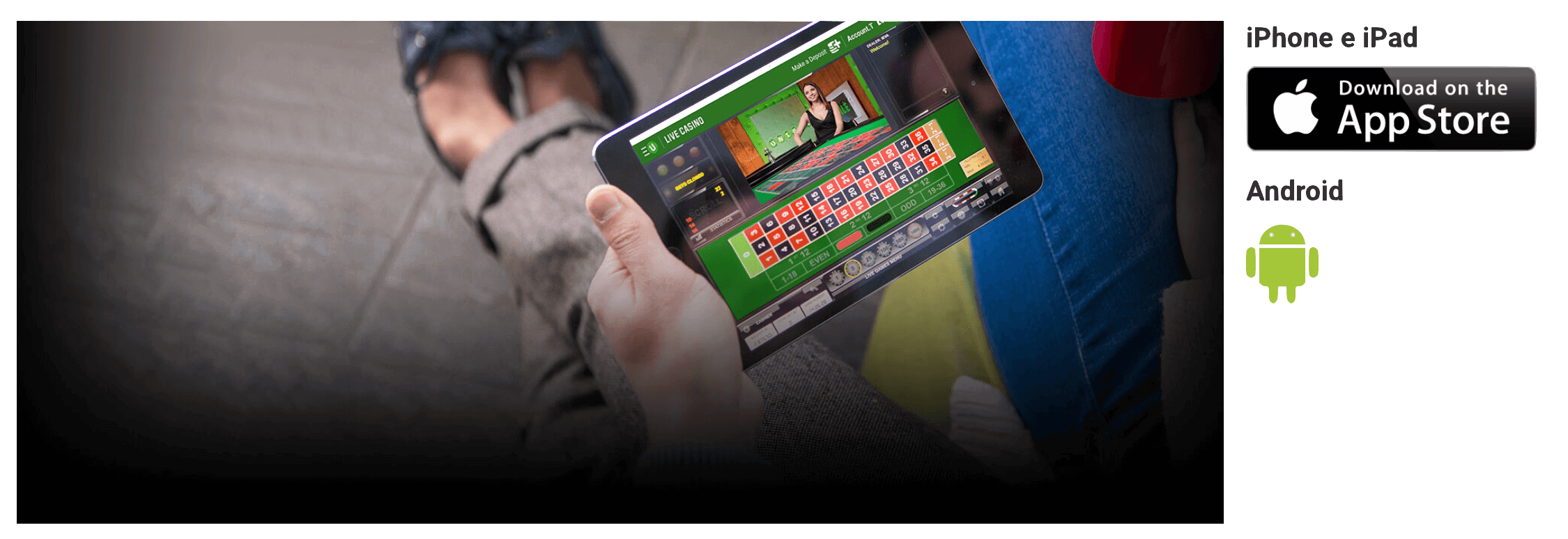 unibet mobile app casino download
