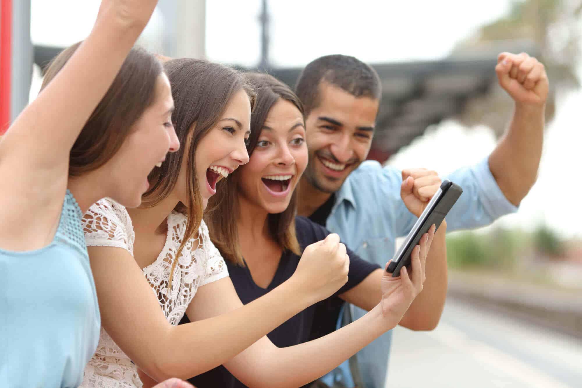 Giocare Online da Mobile