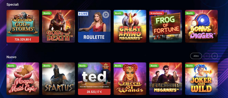 Pokerstars slot