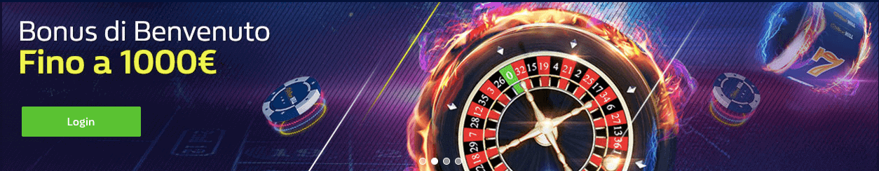William Hill welcome bonus