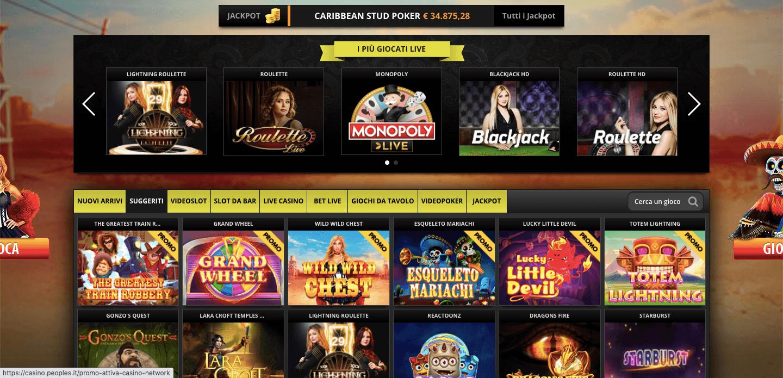 Codere Casino slot