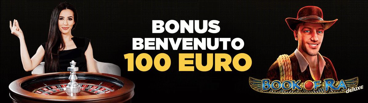 GoldBet Casino bonus benvenuto