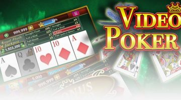 Le migliori strategie per vincere al video poker online