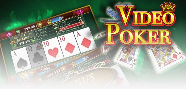 Le migliori strategie per vincere al video poker online
