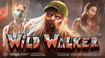 Pragmatic Play slot Wild Walkers