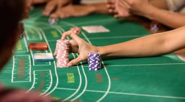 giocare punto banco baccarat online