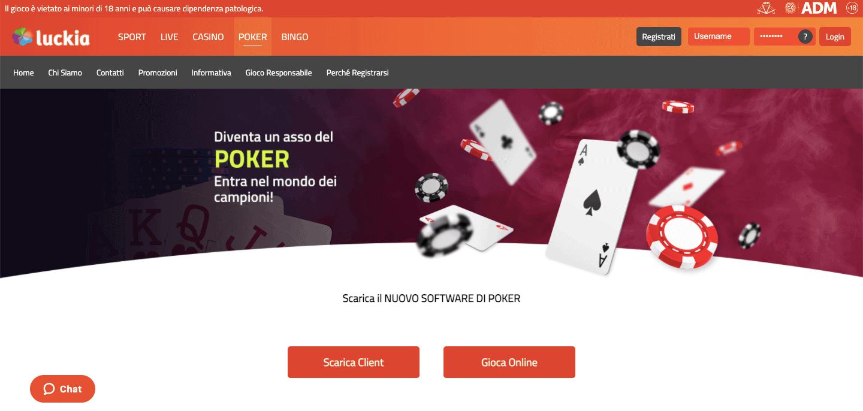 Luckia Poker