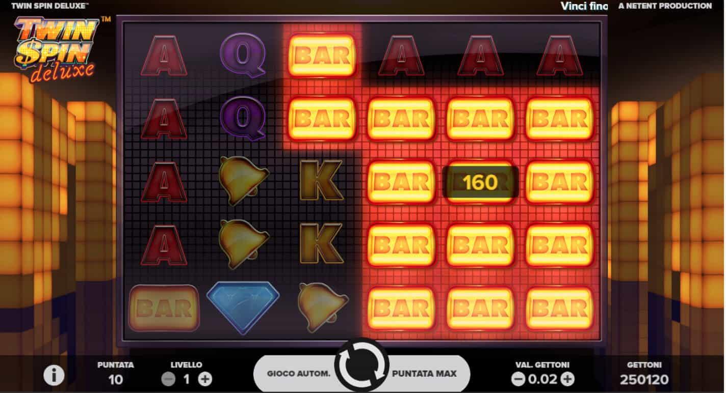 che cosa sono le slot machine cluster pays